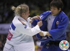 Ruika Sato (JPN), Kerstin Teichert (GER) - Grand Slam Tokyo (2013, JPN) - © IJF Media Team, International Judo Federation