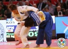 Majlinda Kelmendi (KOS), Yuki Hashimoto (JPN) - IJF Grand Slam Tournoi de Paris (2013, FRA) - © IJF Media Team, IJF