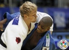 Joakim Dvärby (SWE), Eduardo Santos (BRA) - World Championships Rio de Janeiro (2013, BRA) - © IJF Media Team, International Judo Federation