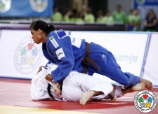 Jessica Pereira (BRA) - World Championships Juniors Ljubljana (2013, SLO) - © IJF Media Team, International Judo Federation