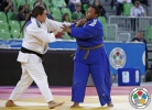 Ivana Šutalo (CRO), Sibilla Faccholli (BRA) - World Championships Juniors Ljubljana (2013, SLO) - © IJF Media Team, International Judo Federation