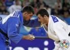 Ushangi Margiani (GEO), Alexios Ntanatsidis (GRE) - World Junior Team Championships Ljubljana (2013, SLO) - © IJF Media Team, International Judo Federation