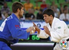 Beka Gviniashvili (GEO), Georgios Malliaropoulos (GRE) - World Junior Team Championships Ljubljana (2013, SLO) - © IJF Media Team, International Judo Federation