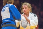 Sanne Verhagen (NED) - European Open Glasgow (2014, SCO) - © Mike Varey - Elitepix, British Judo Association