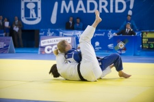 Esther Stam (NED) - European Open Madrid (2014, ESP) - © Paco Lozano, Judo y Otros