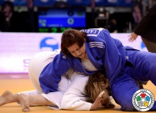 Larisa Ceric (BIH) - Grand Prix Budapest (2014, HUN) - © IJF Media Team, International Judo Federation