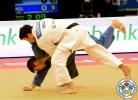 Odbayar Ganbaatar (MGL) - Grand Prix Budapest (2014, HUN) - © IJF Media Team, International Judo Federation