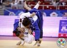 Abigel Joo (HUN), Laia Talarn (ESP) - Grand Prix Budapest (2014, HUN) - © IJF Media Team, International Judo Federation