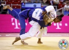 Laury Posvite (FRA) - Grand Prix Budapest (2014, HUN) - © IJF Media Team, International Judo Federation