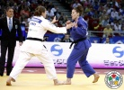 Ivana Maranic (CRO), Natalie Powell (GBR) - Grand Prix Budapest (2014, HUN) - © IJF Media Team, International Judo Federation