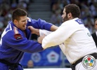 Levani Matiashvili (GEO), Barna Bor (HUN) - Grand Prix Budapest (2014, HUN) - © IJF Media Team, International Judo Federation