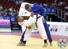 Adam Okruashvili (GEO), Marius Paskevicius (LTU) - Grand Prix Budapest (2014, HUN) - © IJF Media Team, International Judo Federation