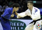 Vincent Limare (FRA), Yeldos Smetov (KAZ) - Grand Prix Düsseldorf (2014, GER) - © IJF Media Team, International Judo Federation