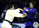 Yuki Hashimoto (JPN), Natalia Kuziutina (RUS) - Grand Prix Düsseldorf (2014, GER) - © IJF Media Team, International Judo Federation