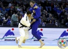 Zviad Gogotchuri (GEO), Romain Buffet (FRA) - Grand Prix Düsseldorf (2014, GER) - © IJF Media Team, International Judo Federation