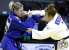 Anar Seitimova (KAZ), Kerstin Teichert (GER) - Grand Prix Düsseldorf (2014, GER) - © IJF Media Team, International Judo Federation