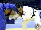 Beka Gviniashvili (GEO), Ilias Iliadis (GRE) - Grand Prix Düsseldorf (2014, GER) - © IJF Media Team, International Judo Federation