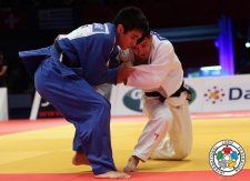 Eric Takabatake (BRA) - Grand Prix Havana (2014, CUB) - © IJF Media Team, International Judo Federation