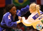 Priscilla Gneto (FRA) - Grand Prix Havana (2014, CUB) - © IJF Media Team, International Judo Federation