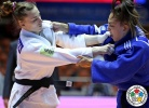 Ivelina Ilieva (BUL), Camila Minakawa (ISR) - Grand Prix Jeju (2014, KOR) - © IJF Media Team, International Judo Federation