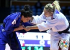 Helene Receveaux (FRA), Automne Pavia (FRA) - Grand Prix Jeju (2014, KOR) - © IJF Media Team, International Judo Federation