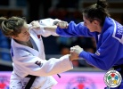 Stéfanie Tremblay (CAN), Vlora Bedeti (SLO) - Grand Prix Jeju (2014, KOR) - © IJF Media Team, International Judo Federation