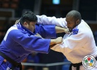 Teddy Riner (FRA), SungMin Kim (KOR) - Grand Prix Jeju (2014, KOR) - © IJF Media Team, International Judo Federation