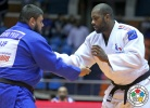 Teddy Riner (FRA), Vladut Simionescu (ROU) - Grand Prix Jeju (2014, KOR) - © IJF Media Team, IJF
