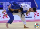 Kherlen Ganbold (MGL), Robert Mshvidobadze (RUS) - Grand Prix Qingdao (2014, CHN) - © IJF Media Team, International Judo Federation