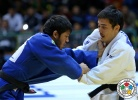 Kherlen Ganbold (MGL), Sharafuddin Lutfillaev (UZB) - Grand Prix Tashkent (2014, UZB) - © IJF Media Team, International Judo Federation