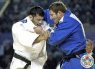 Elmar Gasimov (AZE), David Loriashvili (GEO) - Grand Prix Tbilisi (2014, GEO) - © IJF Media Team, International Judo Federation