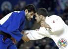 Amiran Papinashvili (GEO), Arsen Galstyan (RUS) - Grand Prix Tbilisi (2014, GEO) - © IJF Media Team, International Judo Federation