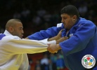 Roy Meyer (NED), Mohammed Tayeb (ALG) - Grand Prix Zagreb (2014, CRO) - © IJF Media Team, IJF