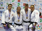 Krisztian Toth (HUN), Aleksandar Kukolj (SRB), Karolis Bauza (LTU), Noël Van 't End (NED) - Grand Prix Zagreb (2014, CRO) - © IJF Media Team, International Judo Federation