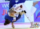 Éva Csernoviczki (HUN) - Grand Slam Abu Dhabi (2014, UAE) - © IJF Media Team, IJF
