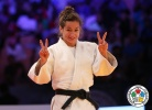 Majlinda Kelmendi (KOS),  UNITY (IJF) - Grand Slam Abu Dhabi (2014, UAE) - © IJF Media Team, International Judo Federation