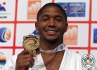 Dex Elmont (NED) - Grand Slam Abu Dhabi (2014, UAE) - © IJF Media Team, IJF