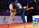 Roy Meyer (NED), Renat Saidov (RUS) - Grand Slam Abu Dhabi (2014, UAE) - © IJF Media Team, IJF