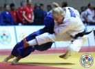 Carla Grol (NED) - Grand Slam Baku (2014, AZE) - © IJF Media Team, International Judo Federation