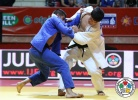 Golan Pollack (ISR), Zhansay Smagulov (KAZ) - Grand Slam Baku (2014, AZE) - © IJF Media Team, International Judo Federation