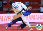 Sherali Juraev (UZB) - Grand Slam Baku (2014, AZE) - © IJF Media Team, International Judo Federation