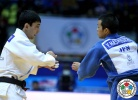 Yuuki Hashiguchi (JPN), Zhansay Smagulov (KAZ) - Grand Prix Astana (2014, KAZ) - © IJF Media Team, International Judo Federation