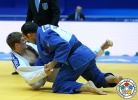 Nyam-Ochir Sainjargal (MGL), Vadzim Shoka (BLR) - Grand Prix Astana (2014, KAZ) - © IJF Media Team, International Judo Federation