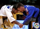 Miklós Ungvári (HUN), Sagi Muki (ISR) - Grand Slam Tokyo (2014, JPN) - © IJF Media Team, International Judo Federation