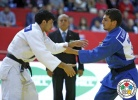 Ilgar Mushkiyev (AZE), Savva Karakizidi (GRE) - Grand Slam Tyumen (2014, RUS) - © IJF Media Team, International Judo Federation