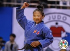 Otgontsetseg Galbadrakh (KAZ) - Grand Prix Ulaanbaatar (2014, MGL) - © IJF Media Team, International Judo Federation