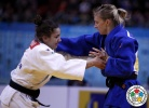 Majlinda Kelmendi (KOS), Jaana Sundberg (FIN) - Grand Slam Paris (2014, FRA) - © IJF Media Team, International Judo Federation