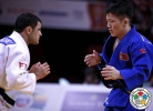 Amiran Papinashvili (GEO), Boldbaatar Ganbat (MGL) - Grand Slam Paris (2014, FRA) - © IJF Media Team, International Judo Federation