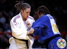 Lucie Perrot (FRA), Haruka Tachimoto (JPN) - Grand Slam Paris (2014, FRA) - © IJF Media Team, International Judo Federation