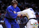 Lucija Polavder (SLO), Sarah Adlington (GBR) - Grand Slam Paris (2014, FRA) - © IJF Media Team, International Judo Federation